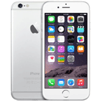 Apple iPhone 6 silber 128GB