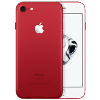 Apple iPhone 7 rot 128GB